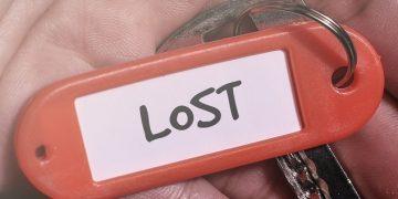 Lost Key?